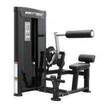 Abdominal / lower back - has és mélyhátizom edző gép
