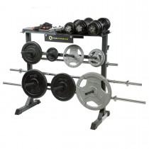 STR12 Premium rúd - súly és súlyzótartó állvány