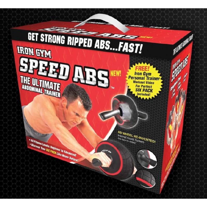 Speed ABS hasizom erősítő roller