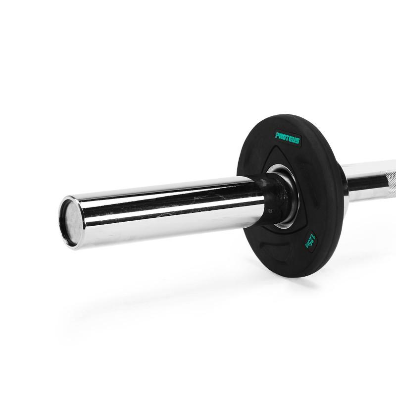 Olimpiai crossfit súlytárcsa 1,25kg - 50mm