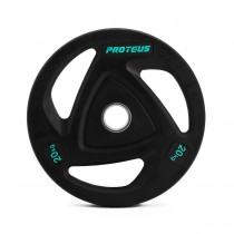 Olimpiai crossfit súlytárcsa 20kg - 50mm