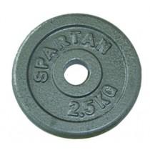 Vas súlytárcsa 2,5kg / 30mm