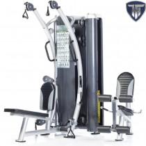 HTX-2000 kétoldalas luxus fitnesz center